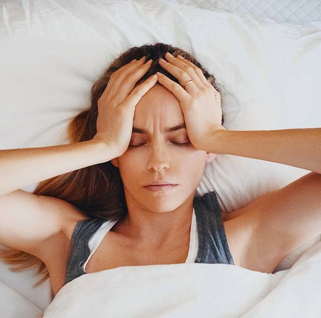 Health Ways to Abstain from Headache Pain
